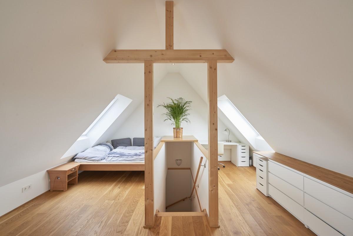 Langlebig, dauerhaft und wertvoll, Bauen mit Holz